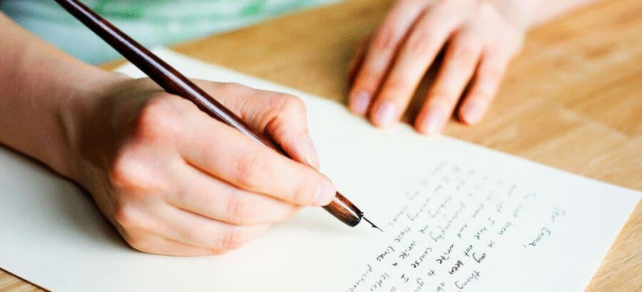 Ett brev