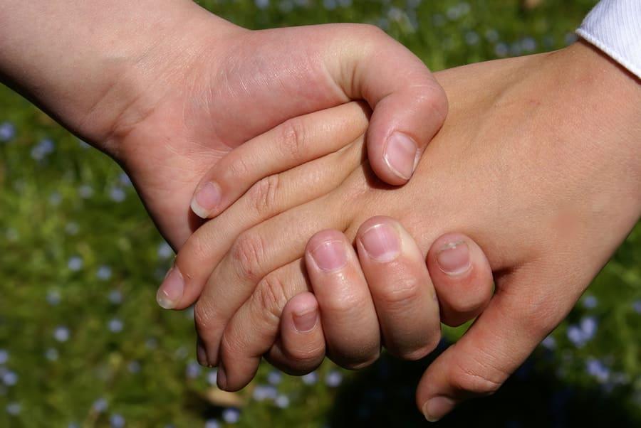 Glädje och gemenskap med andra