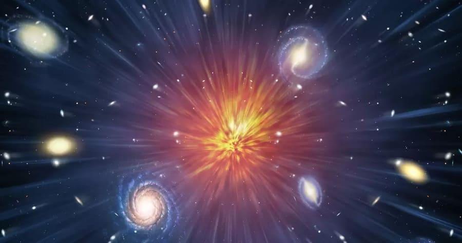 Universums energi